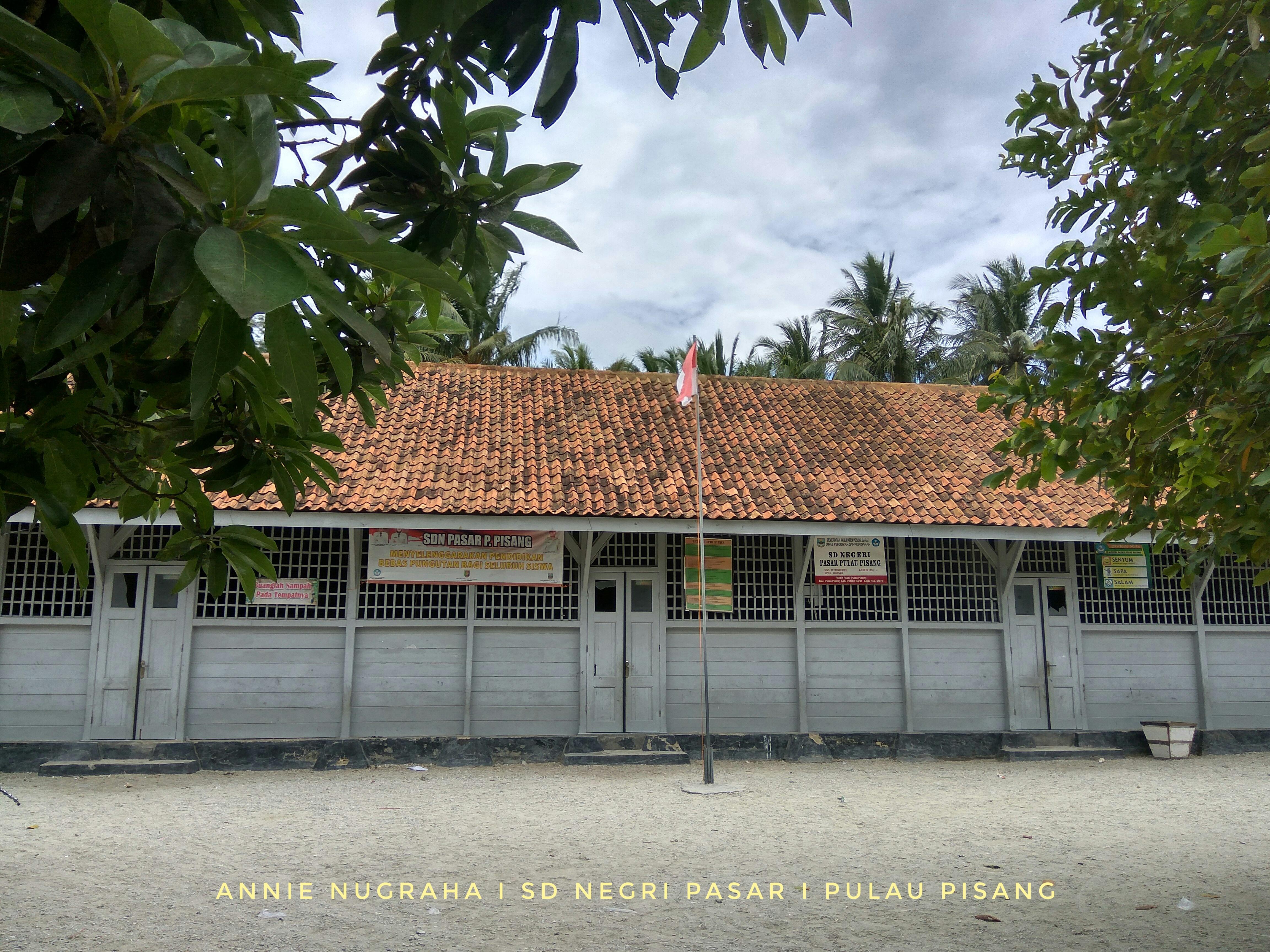 Hatiku Tertambat di Pulau Pisang - Kisah Perjalanan Seru di Pesisir Barat Lampung
