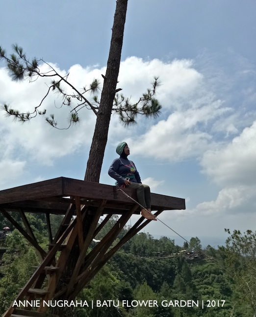 BATU FLOWER GARDEN. Keindahan Alam di Coban Rais, Jawa Timur