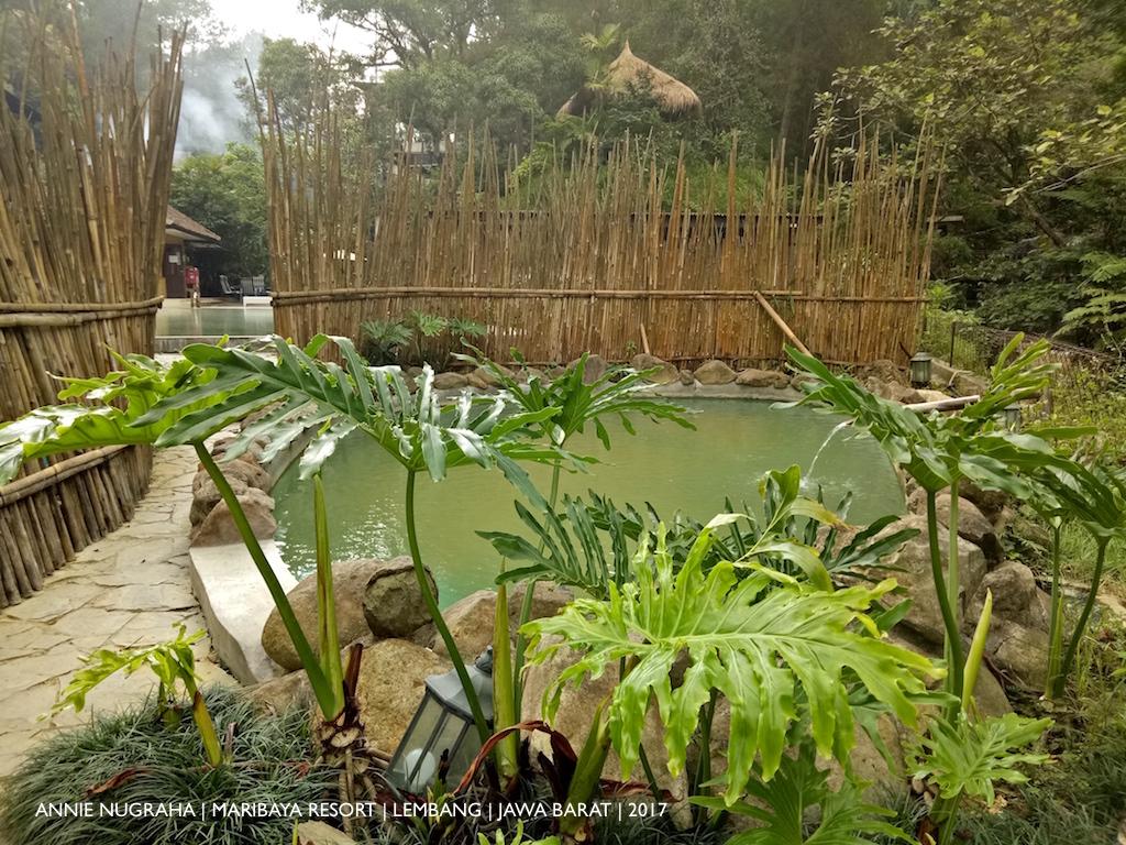 MARIBAYA RESORT. Pilihan Wisata Alam yang Istagenic di LEMBANG