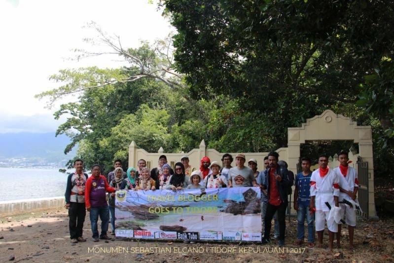 TIDORE FESTIVAL 2017 - Travel Blogger Goes To Tidore (Hari ke-1)