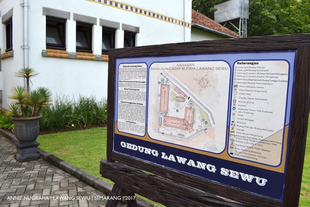 LAWANG SEWU - SEMARANG | Sewu Tapi Bukan Seribu