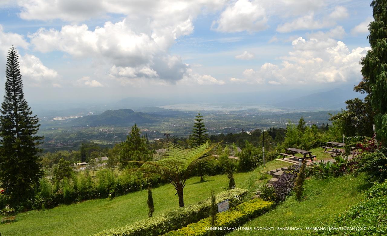 Umbul Sidomukti Wisata Alam Di Lereng Gunung Ungaran