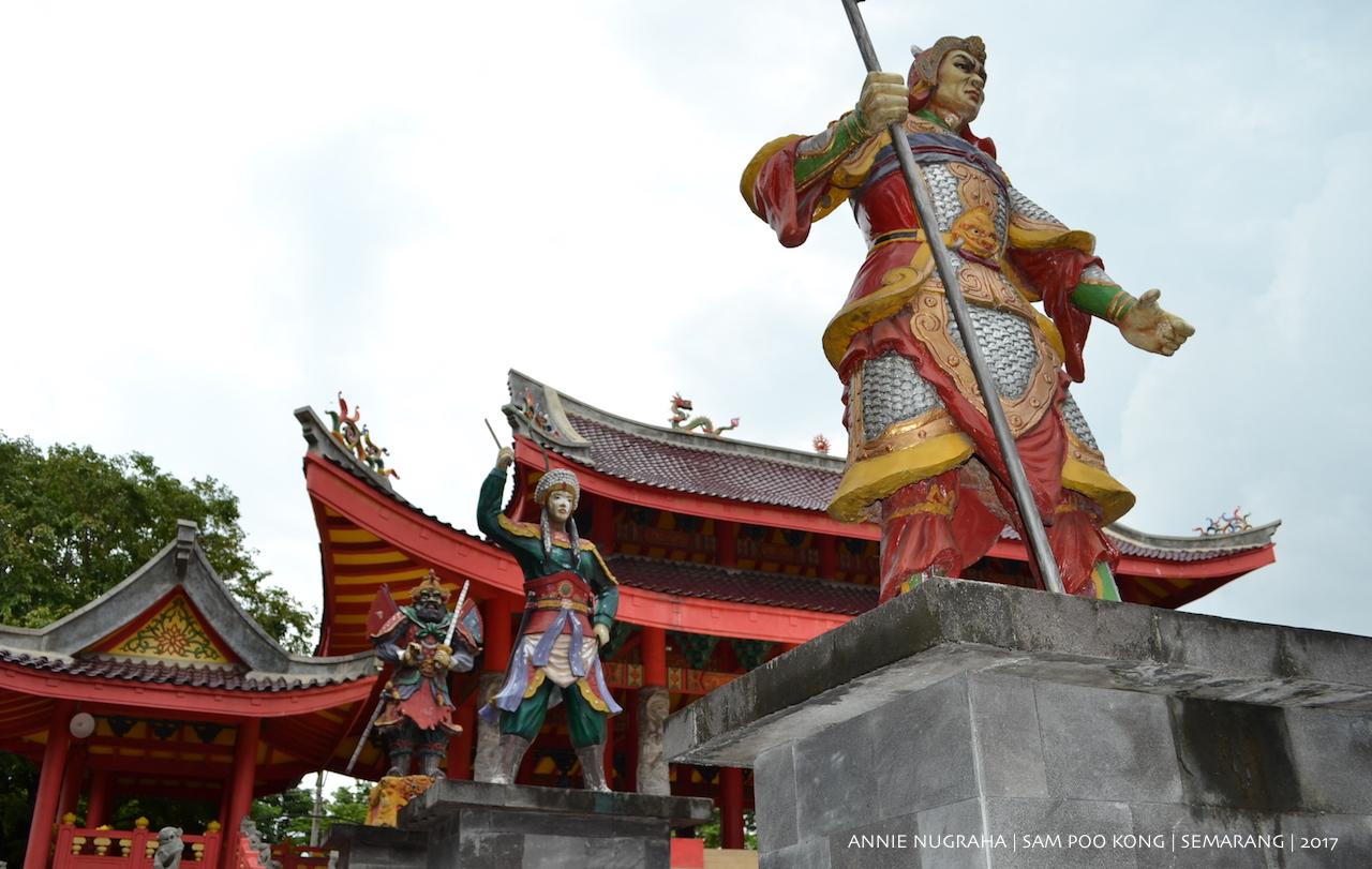 SAM POO KONG | Klenteng Sarat Cerita di Semarang | Jawa Tengah