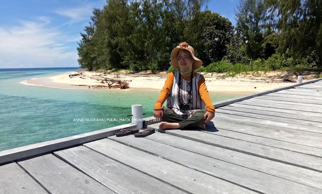 TRIP TO MOROTAI | Pengalaman Penuh Kesan Antara Jakarta ke Ternate