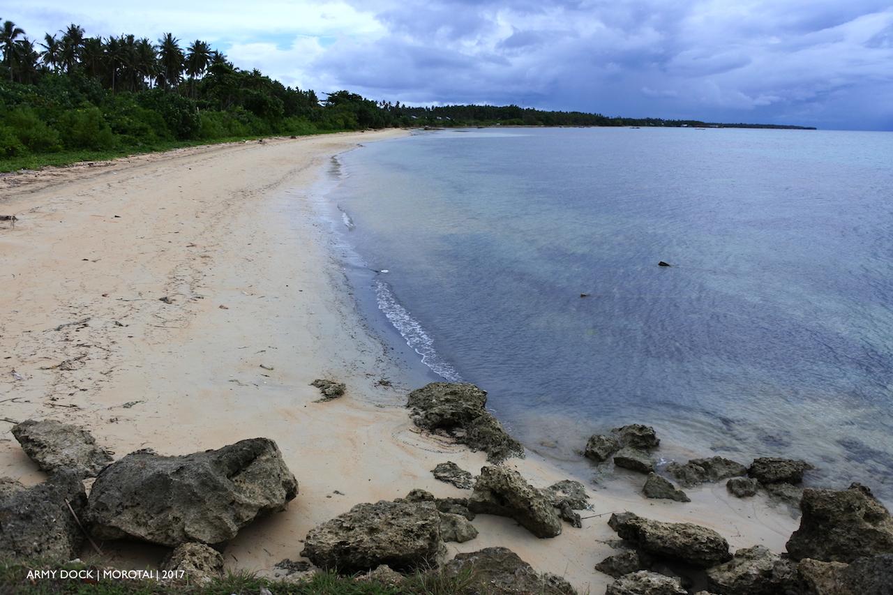 DARUBA. Kota Kecil Kaya Nilai dan Tujuan Wisata di Morotai