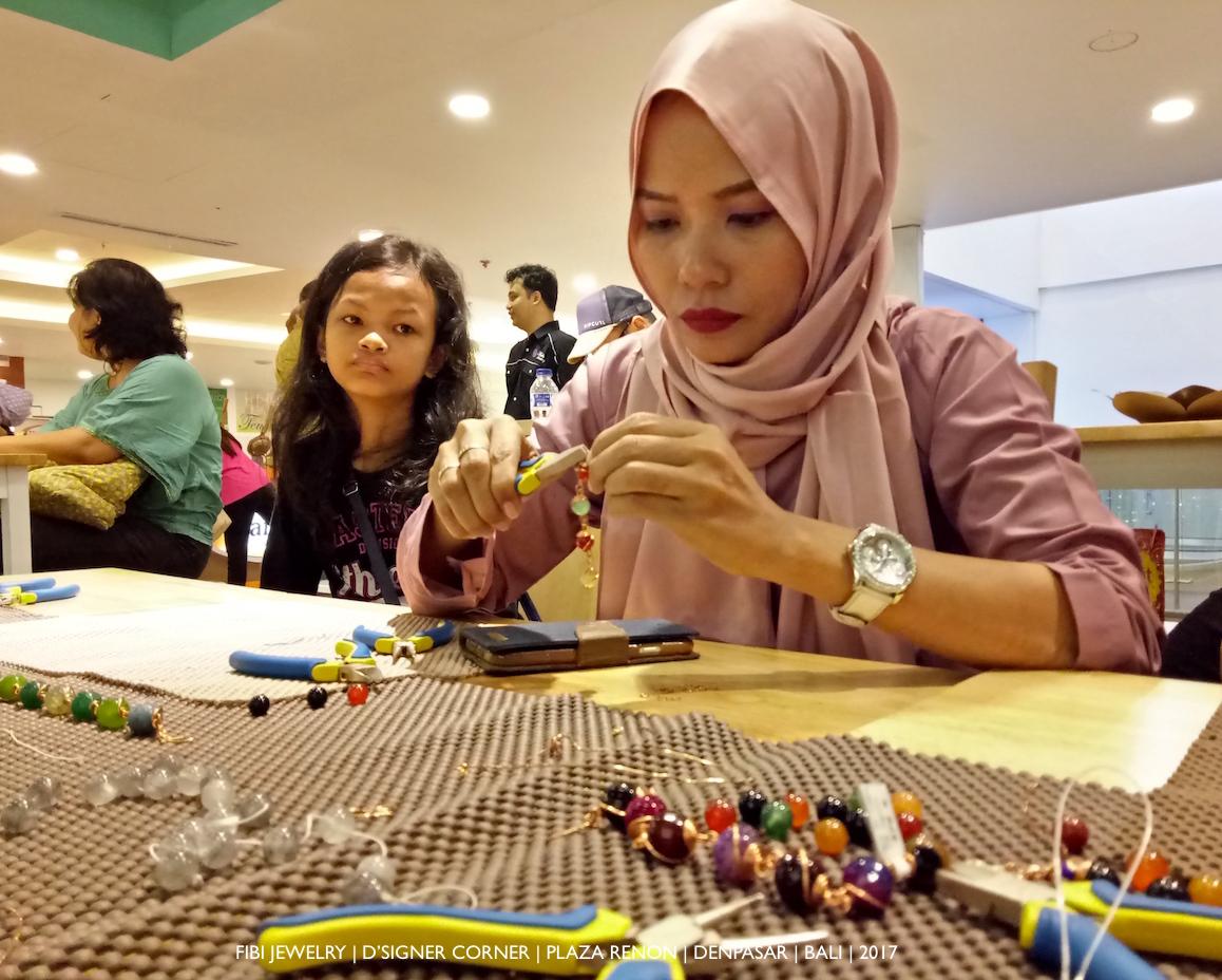 D'SIGNER CORNER dan FIBI JEWELRY | Kolaborasi Sempurna Untuk Dunia Perhiasan dan Usaha Kreatif