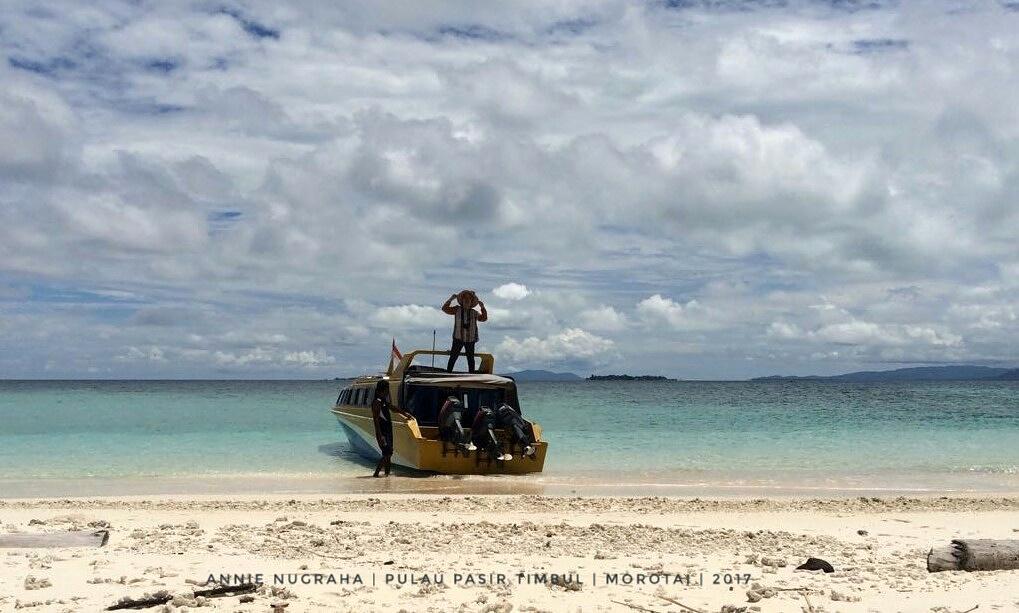 MOROTAI, Maluku Utara.  The Heaven of East Indonesia