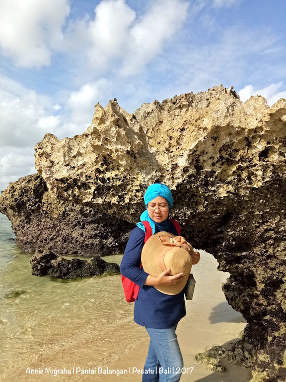 PANTAI BALANGAN | Destinasi Wisata Istagenic di Uluwatu Bali