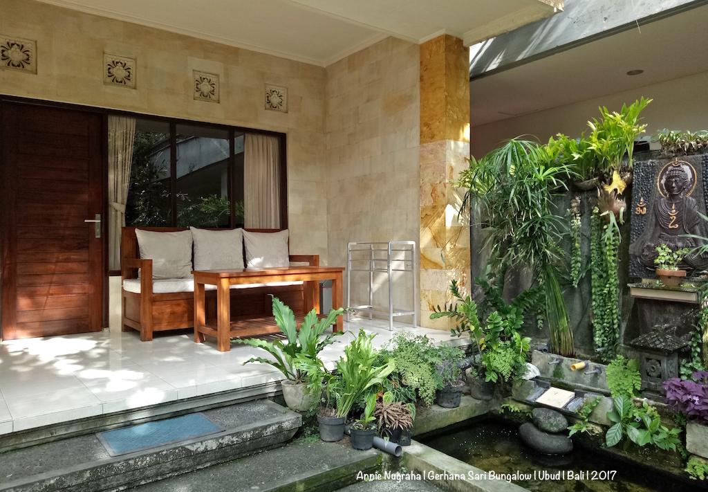 GERHANA SARI Bungalow | Monkey Forest, Ubud, BALI | Tempat Menginap di Ubud dengan Dana Terbatas