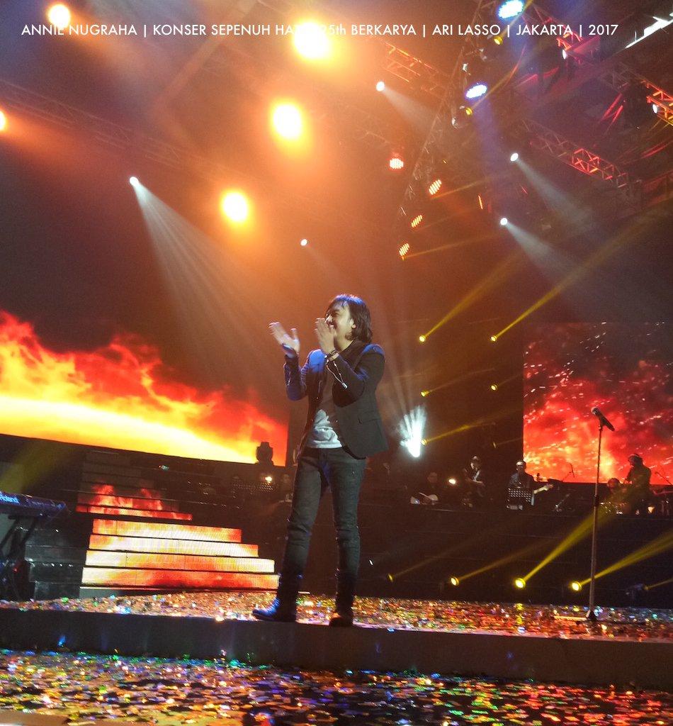 ARI LASSO | Penyanyi Tanpa Sensasi yang Sarat Prestasi dalam 25 tahun Berkarya