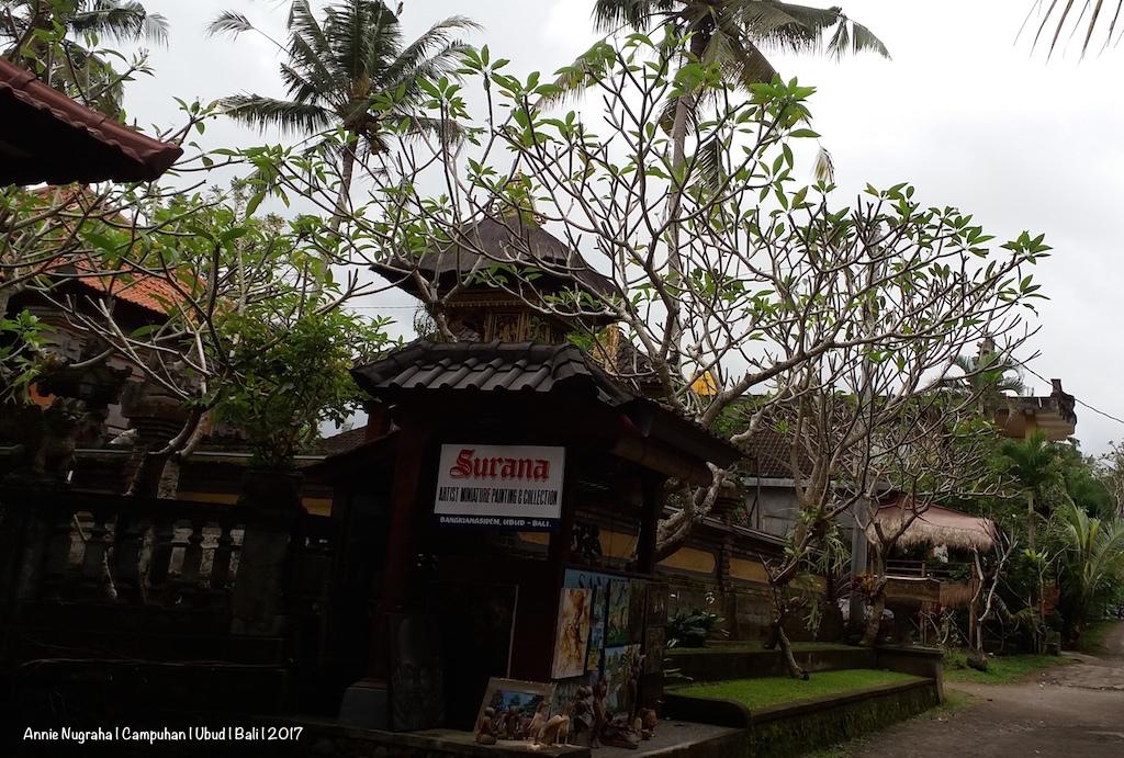 CAMPUHAN. Surga Oksigen di Ubud, BALI