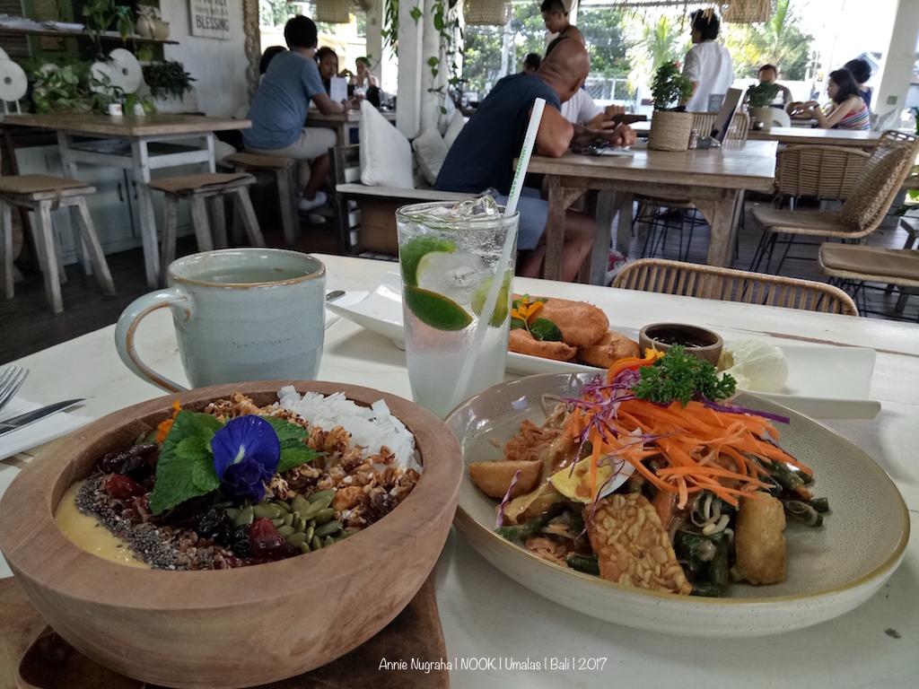 Makan Ringan di Nook Umalas | Bali