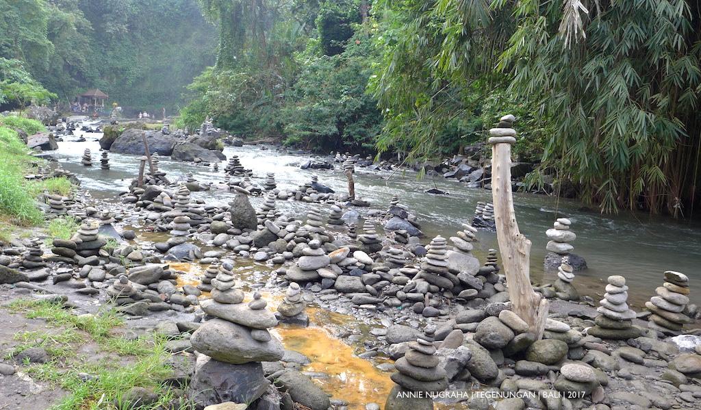 TEGENUNGAN | Keindahan Air Terjun di Tengah Hutan | Ubud | BALI