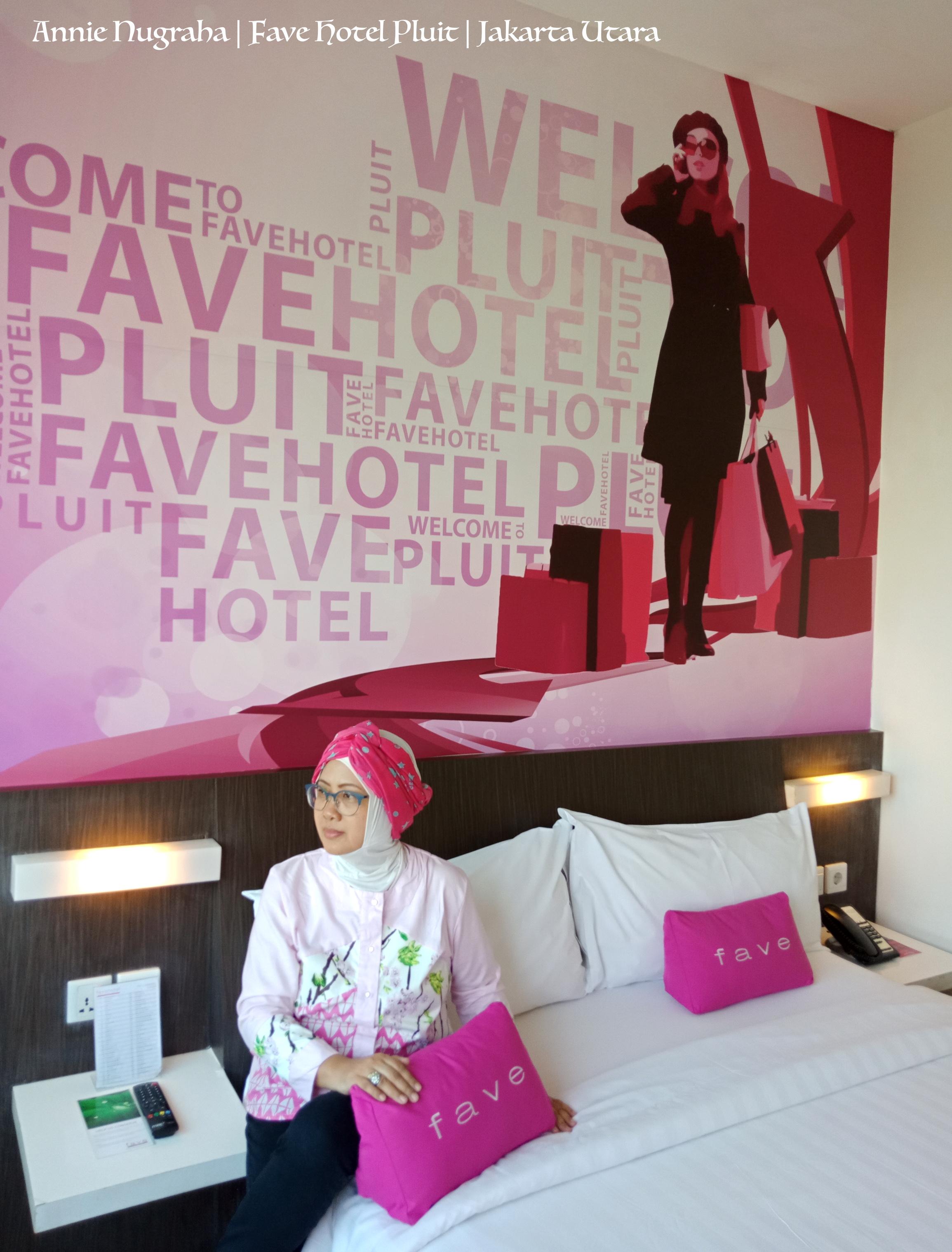 Semalam Berkualitas di FAVE Hotel Pluit Junction | Jakarta Utara