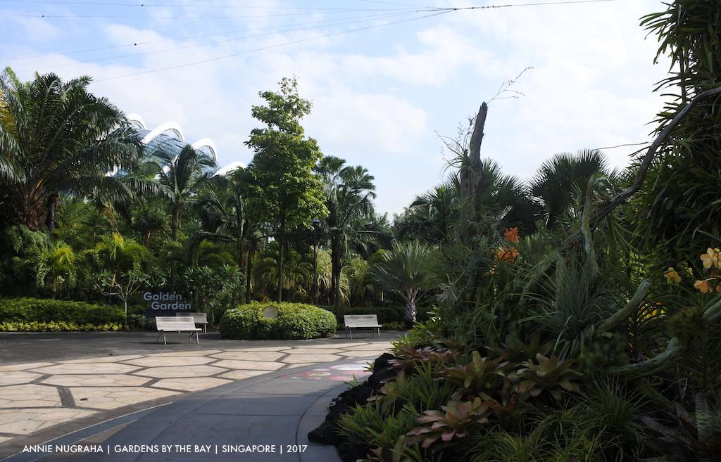 Gardens By The Bay. Destinasi Wisata Dunia Berteknologi Tinggi di Singapore