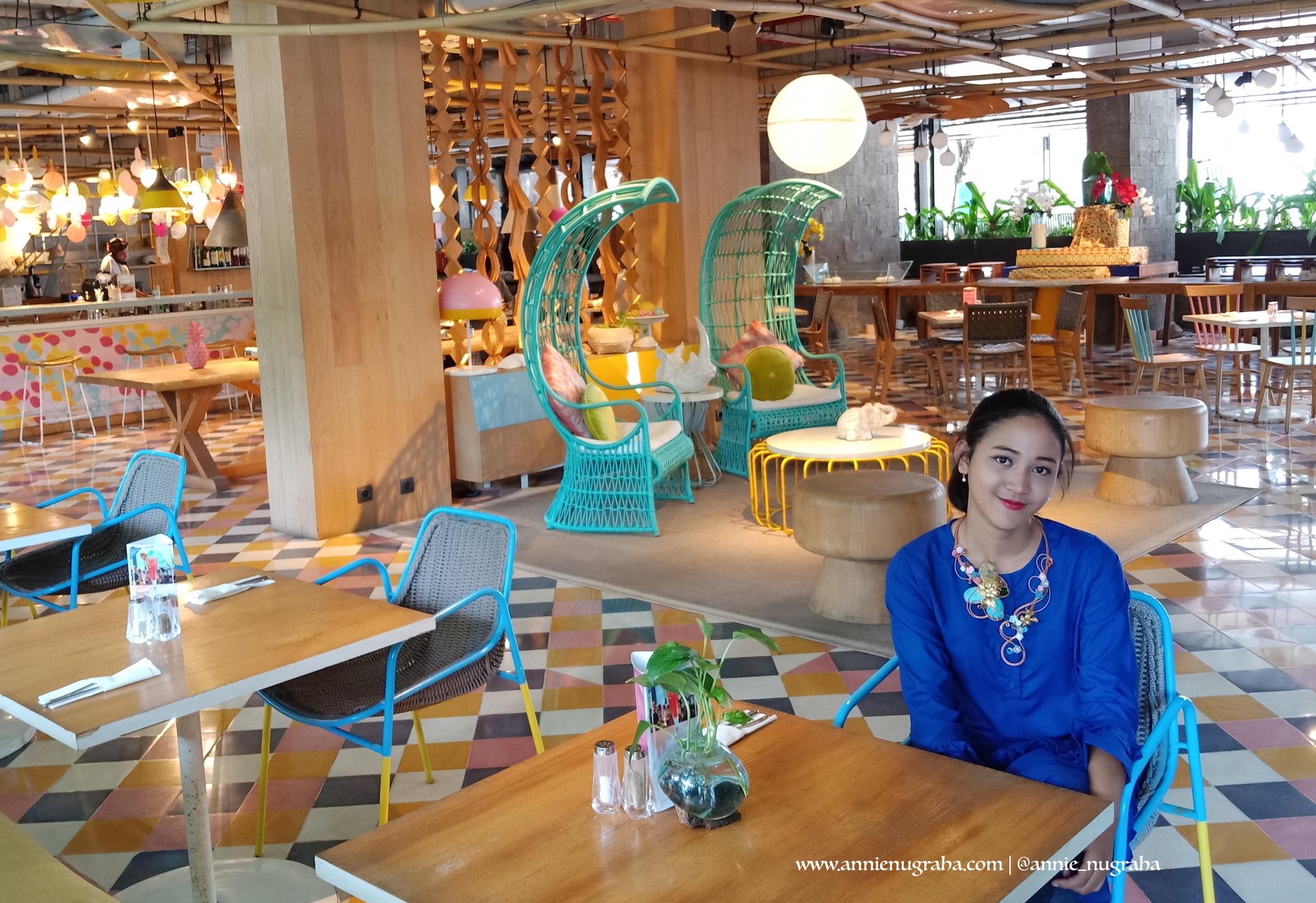 TIJILI SEMINYAK. Hotel Cantik dengan Dekorasi Sarat Seni di BALI