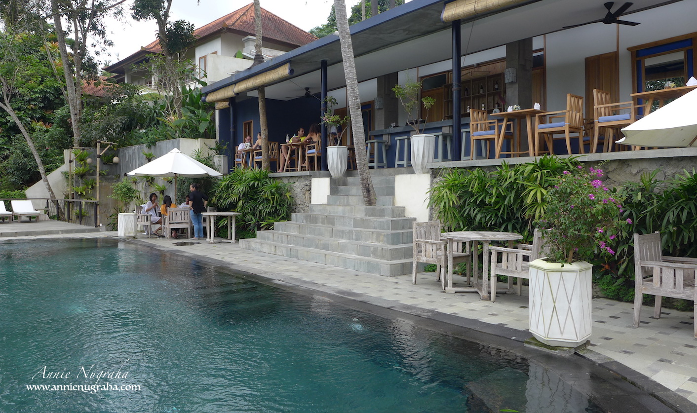 Mampir Sejenak ke AMORA VILLA, Campuhan, Ubud, Bali