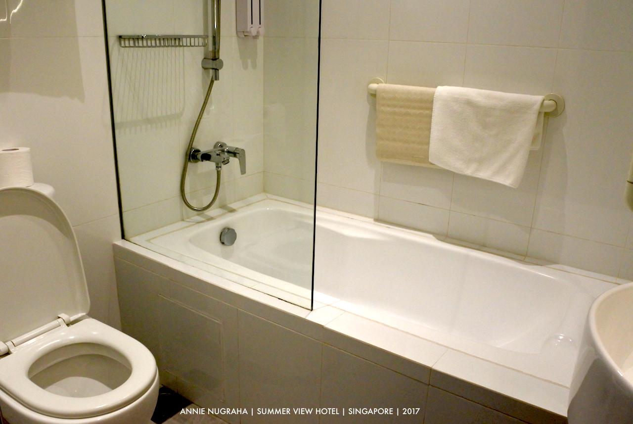 SUMMER VIEW HOTEL   Hotel Minimalis Kualitas Maksimal di Bencoolen SINGAPORE