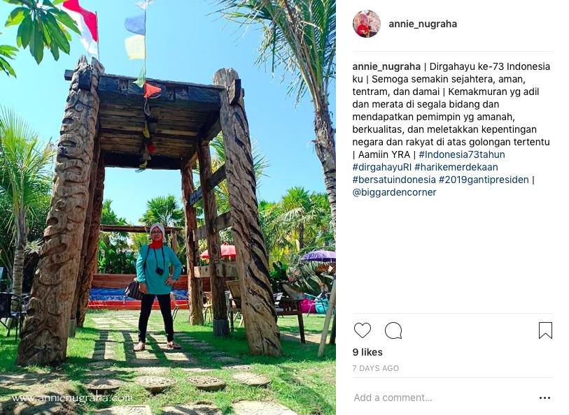 BIG GARDEN CORNER | Wisata Kaya Ragam dan Istagramable di Sanur | BALI
