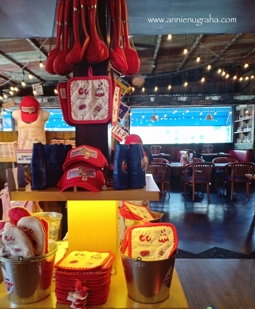 BUBBA GUMP Shrimp & Co. | Tempat Nongkrong Asyik di Kuta | Bali