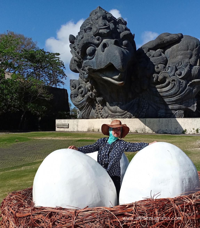 Menyaksikan Kemegahan GARUDA WISNU KENCANA (GWK) Cultural Park di Uluwatu, BALI