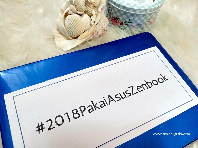 ASUS Zenbook UX331UAL | Laptop Idaman Emak-Emak Traveler dan Mobile Tutor