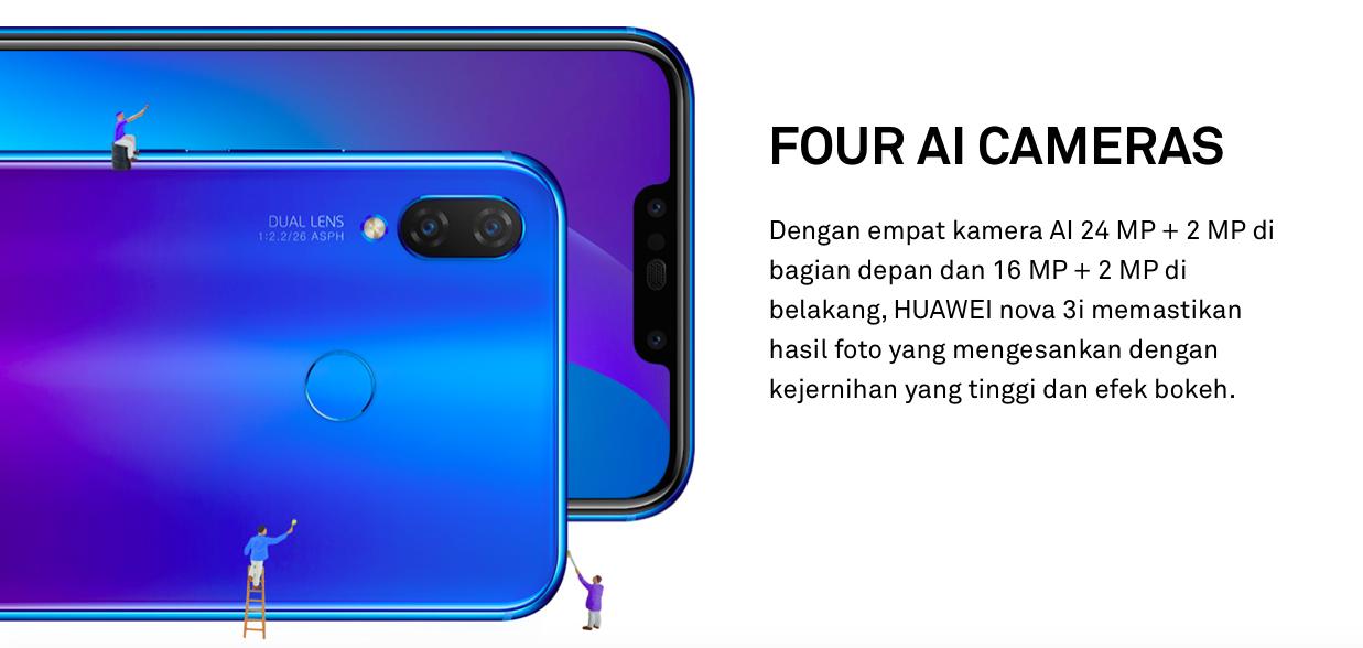 Smartphone Idaman | Huawei Nova 3i | Dan Motret Perhiasan