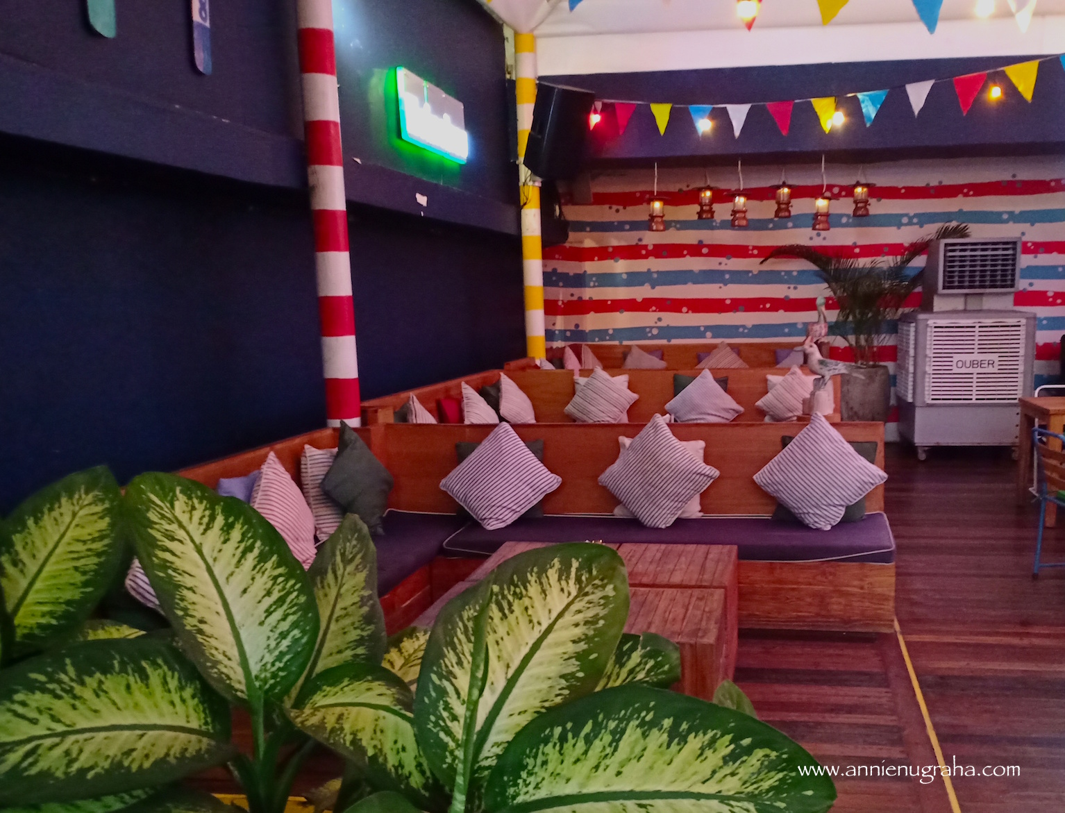 Ngobrol Seru Sore-sore di Sea Vu Play | Petitenget | Seminyak | Bali