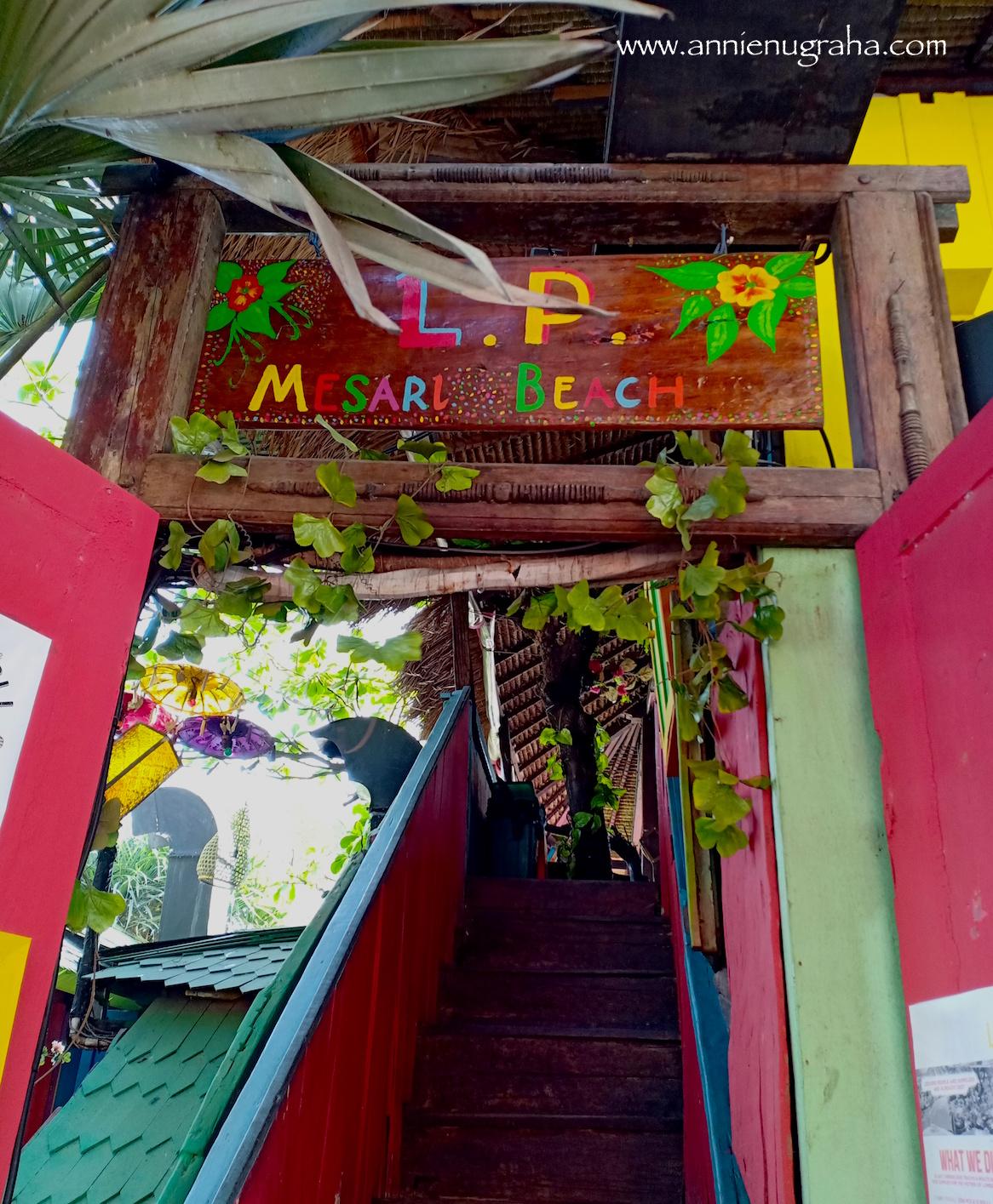 Memanjakan Mata Dengan Lautan Warna di La Plancha Bar & Restaurant | Seminyak | Bali