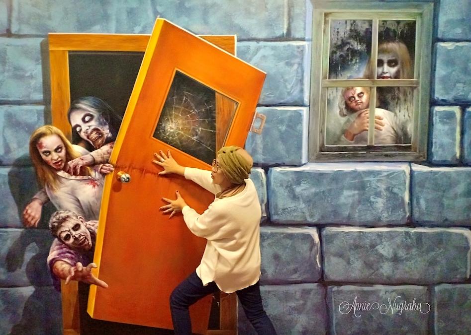 Magic Art 3d Museum Wahana Wisata Photography Yang
