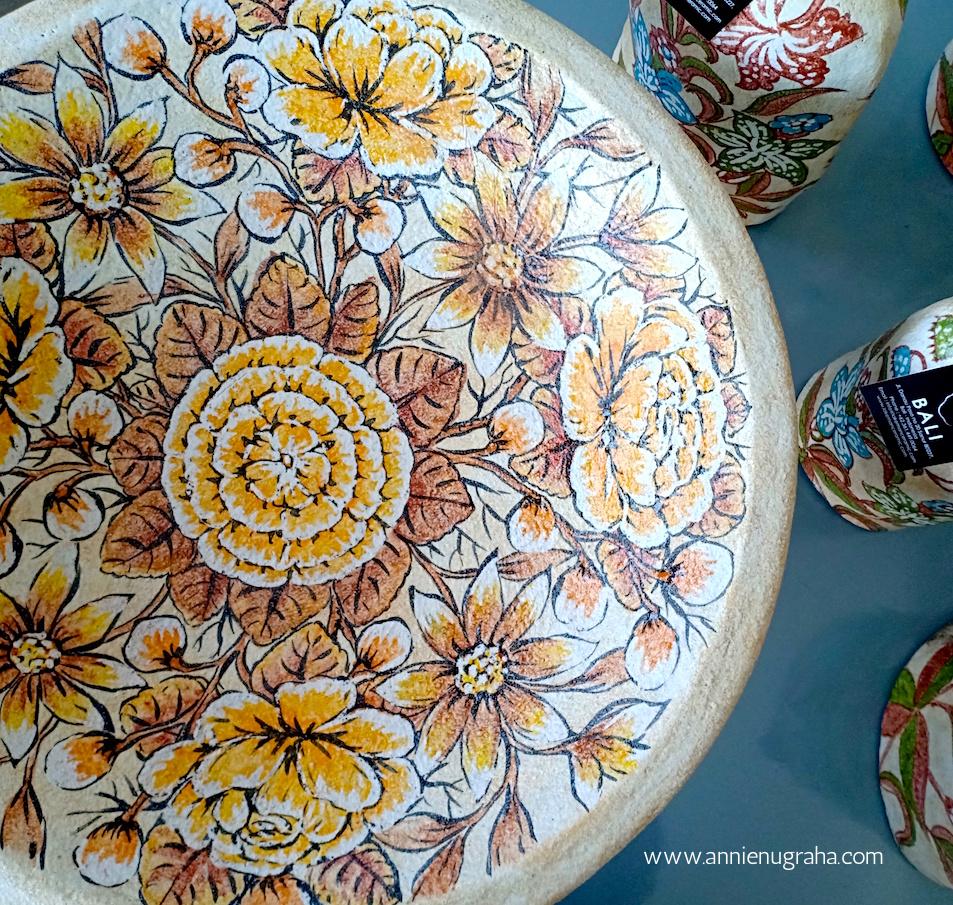 PHILIP LAKEMAN Ceramic | Surganya Keramik Handmade dan Handpainted di Bali