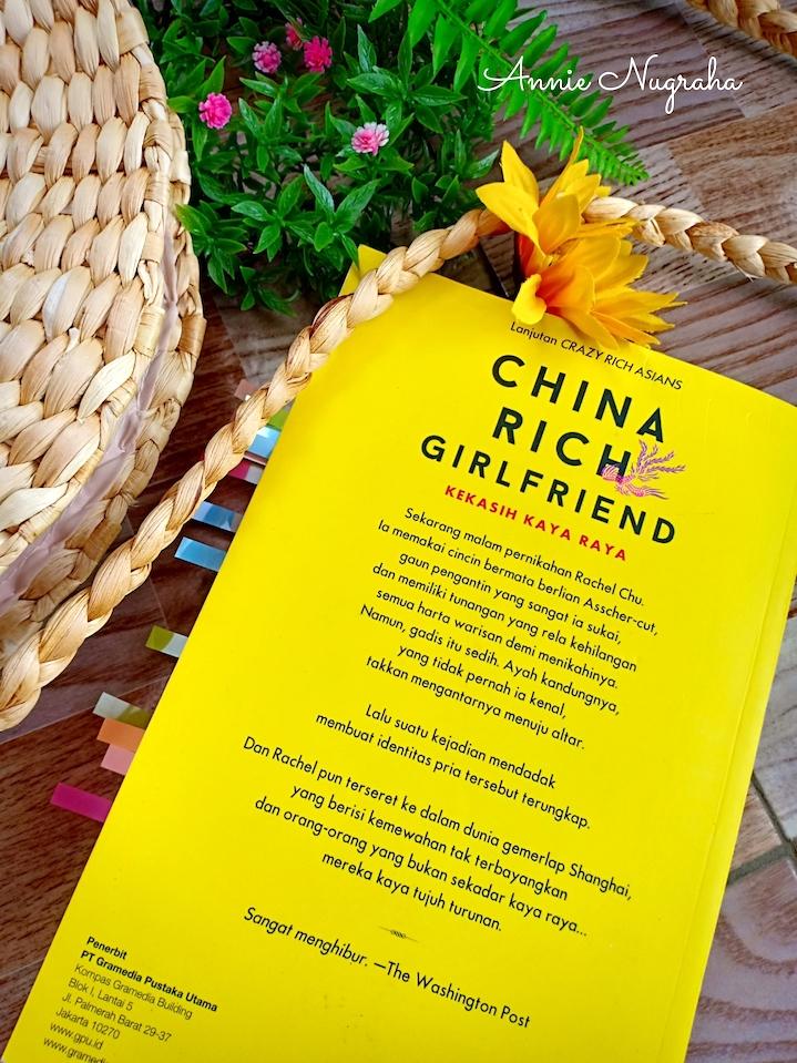China Rich Girlfriend | Sensasi Memiliki Pacar Kaya Raya ala Kevin Kwan