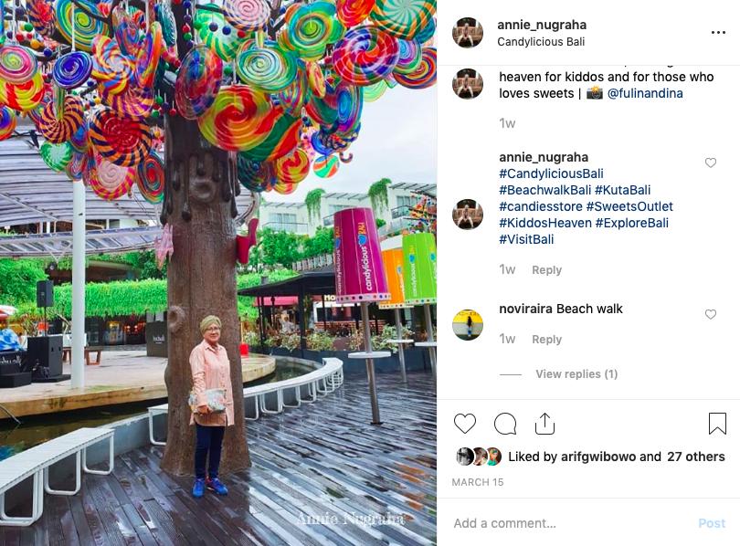 CANDYLICIOUS Bali | Surga Penggemar Permen dan Coklat di Beachwalk, BALI