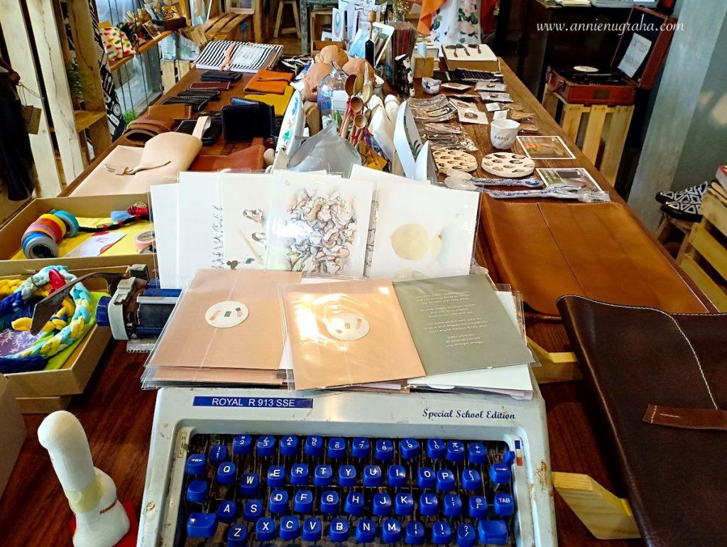 PASAR-PASARAN. Rumahnya Dunia Kreatif di Seminyak, BALI