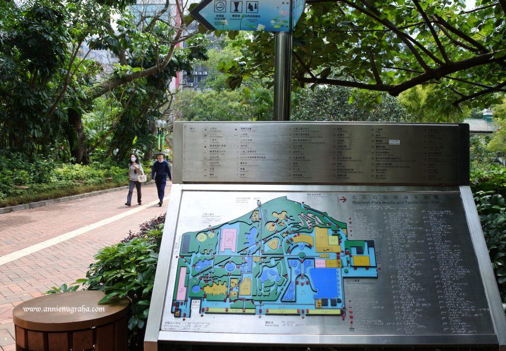 KOWLOON PARK. Taman Kaya Oksigen di Tengah Kepadatan Hong Kong