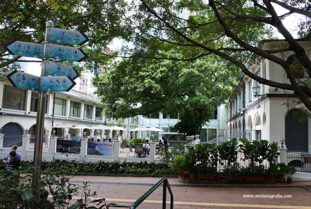 KOWLOON PARK | Taman Kaya Oksigen di Tengah Kepadatan Hong Kong