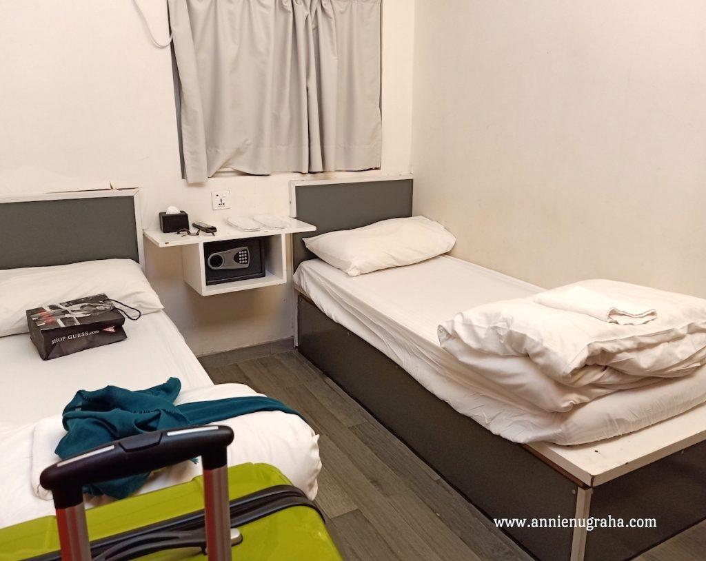 Homy Inn.  Hostel di Tsim Sha Tsui, Kow Loon, Hong Kong.  Pengalaman Menginap yang Sarat Drama.