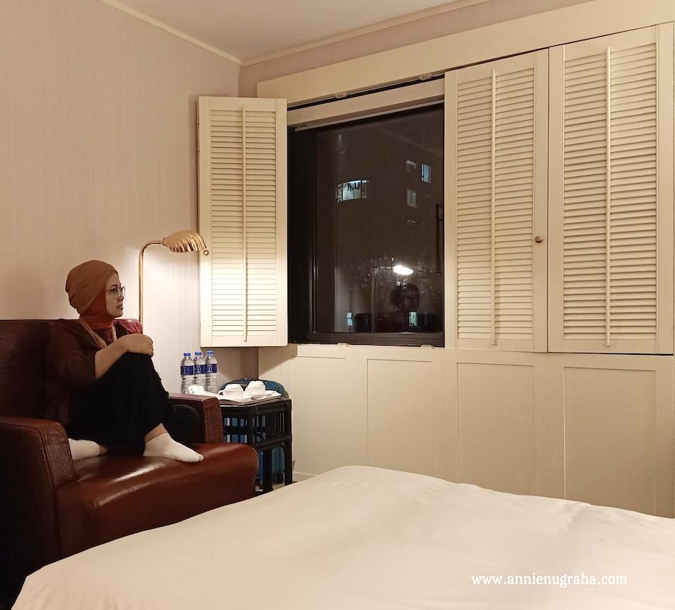 REGENCY ART HOTEL.  Lawas, Berbintang 5, di Pusat Kota Macau