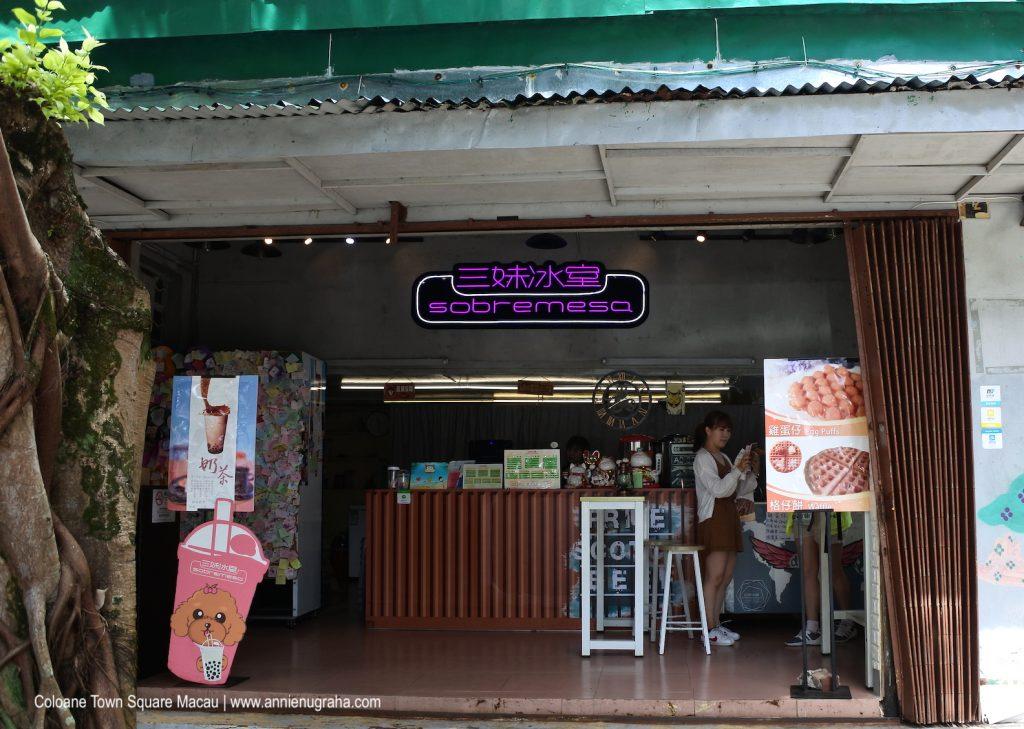 Lord Stow's Bakery.  Pencipta Egg Tart khas Macao yang Terkenal di Seluruh Asia