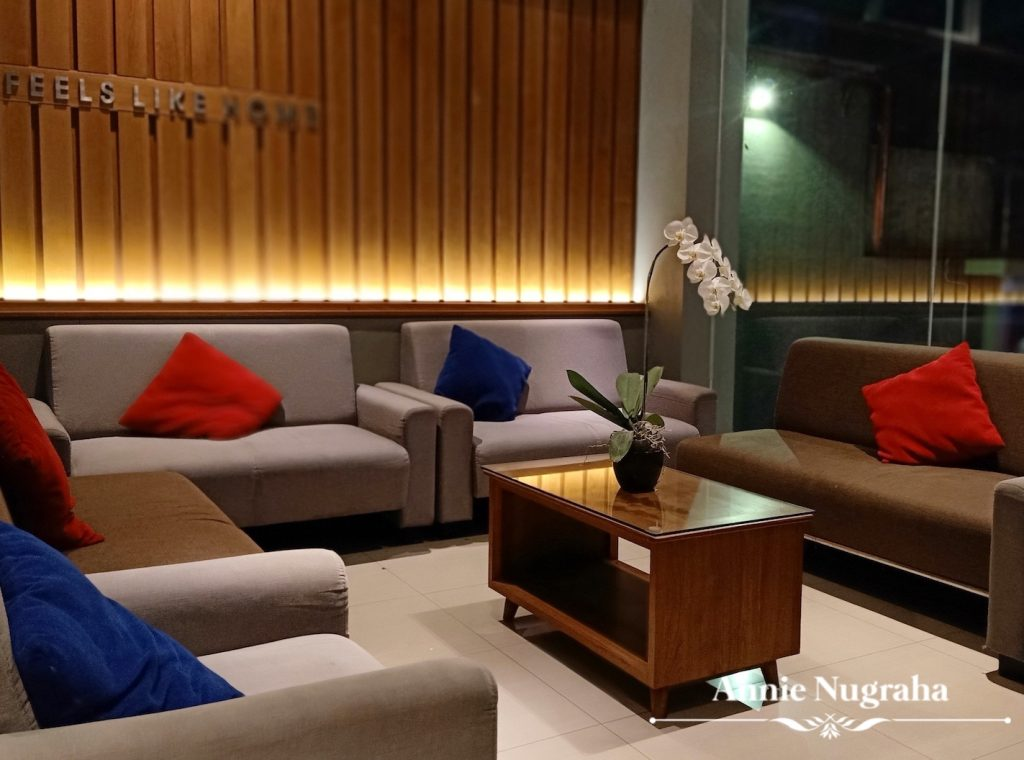 Menghabiskan Penghujung Minggu di Ivory Hotel Bandung. Feels Like Home