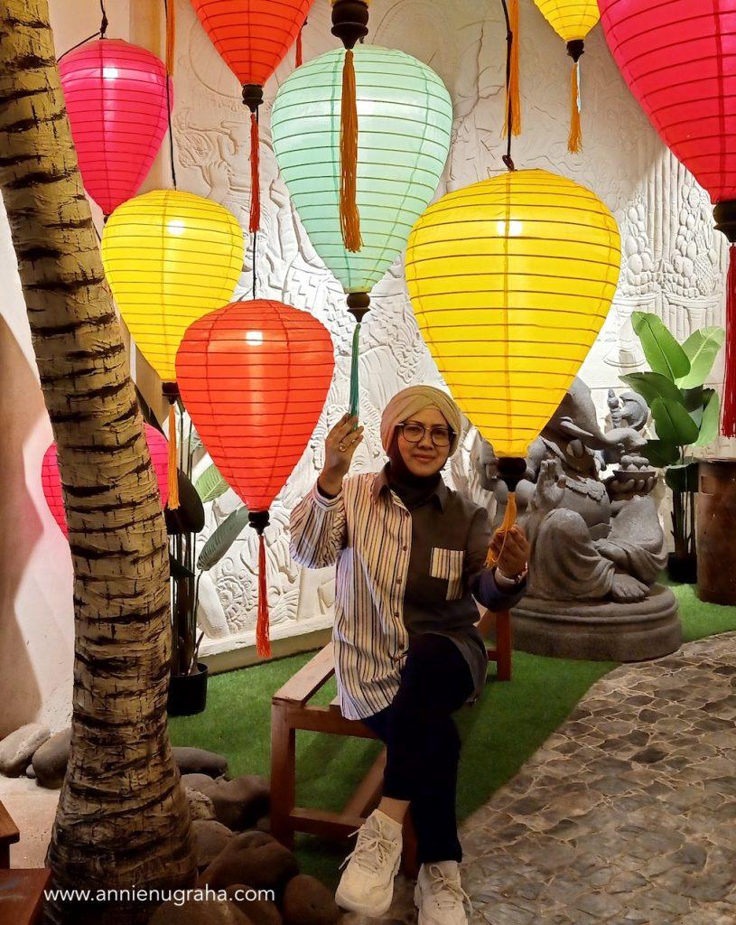 KAMPUNG LANGIT.  The First Cultural Sky Park di Bali.  Berwisata Sekaligus Menggali Edukasi