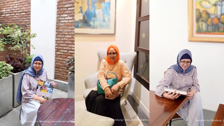 SANINTEN INN Bandung.  Menginap di Hotel Bintang 3, Senyaman di Rumah Sendiri