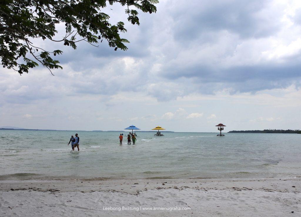 LEEBONG Island Belitung.  Pulau Dimana Keindahan Alam Menjadi Satu