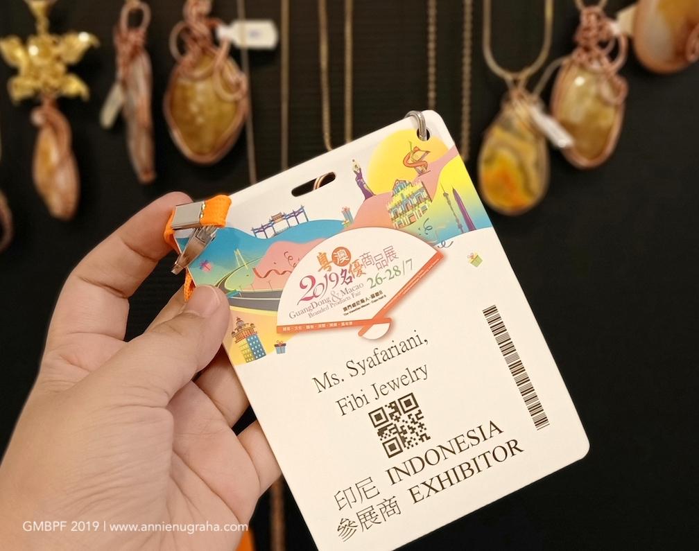 Guangdong & Macao Branded Product Fair 2019.  Perdana dan Sarat Pengalaman (Episode 2)