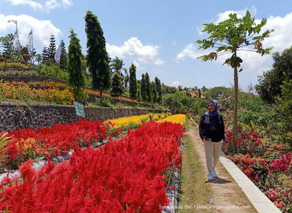 Taman SOEKASADA. Kekayaan Peninggalan Kerajaan Karangasem di Timur Bali