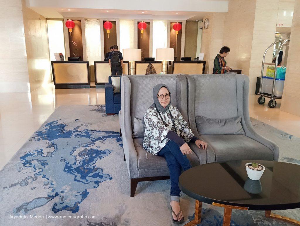 Memanjakan Rasa di ARYADUTA Medan