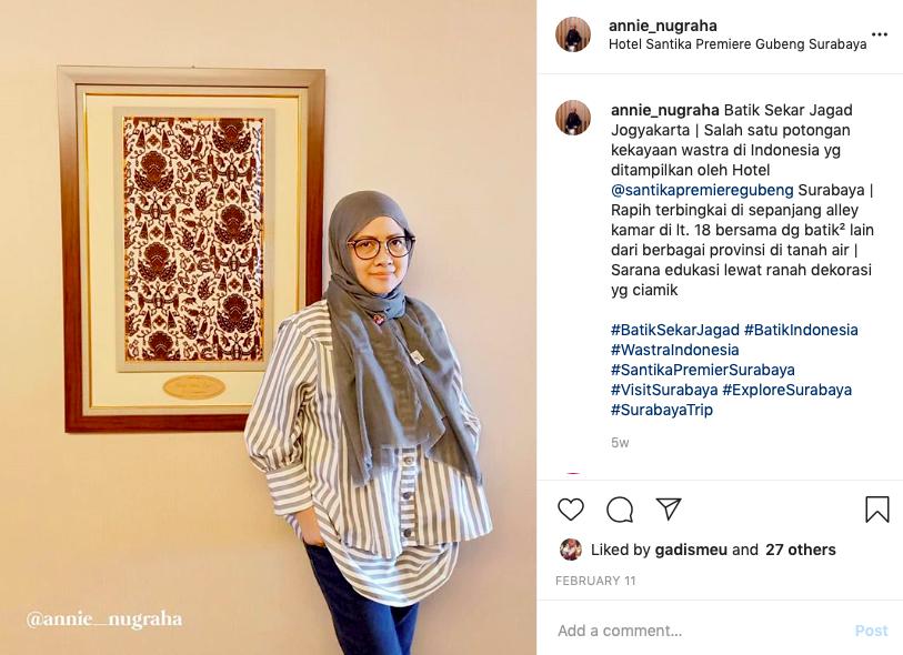 SANTIKA Premiere Gubeng Surabaya. Satu Catatan Menginap di Timur Jawa