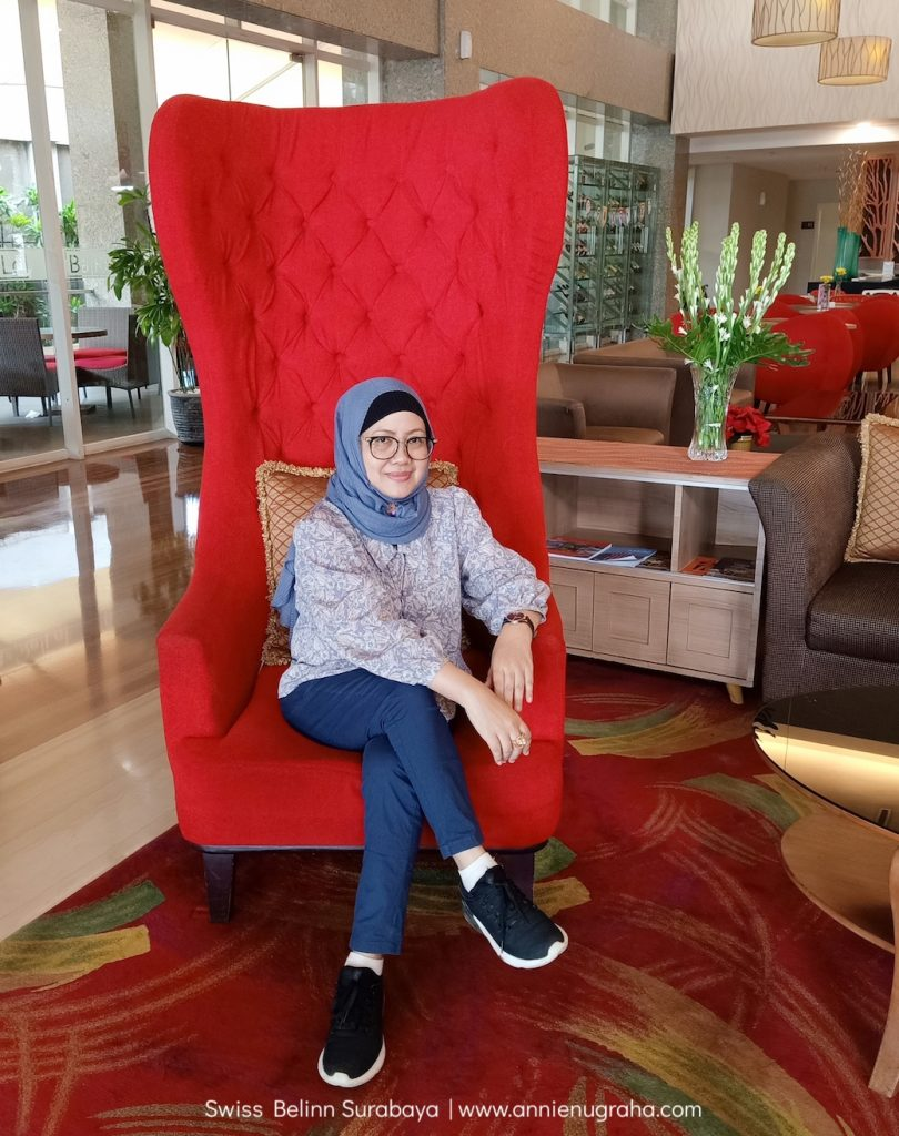 Ceria Penuh Warna di Swiss-Belinn Manyar, Surabaya