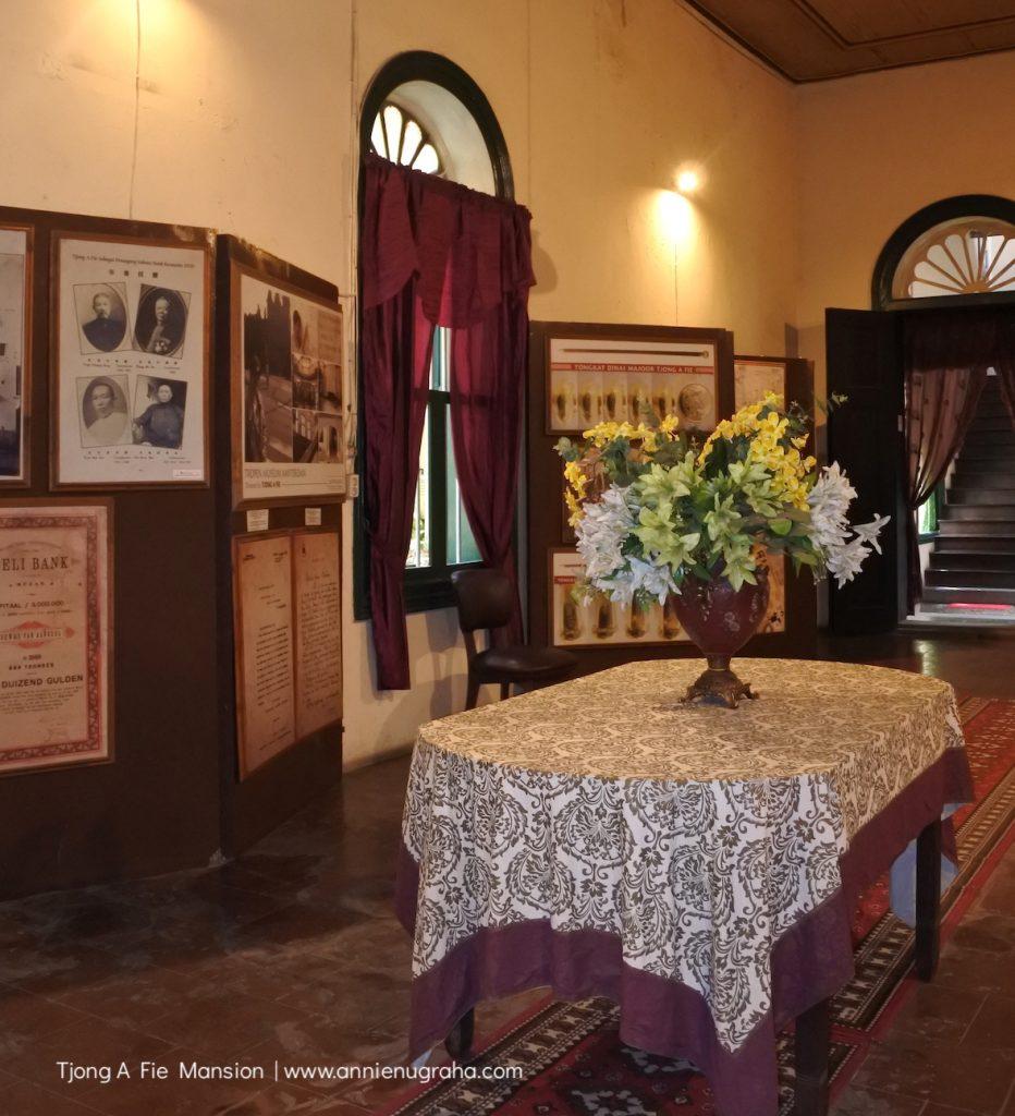 Sepenggal Peninggalan Sejarah Kejayaan Imigran Tionghoa di Tjong A Fie Mansion, Medan
