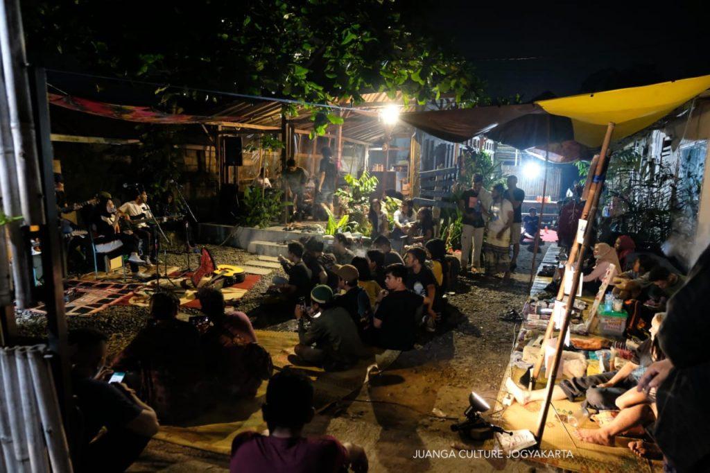 JUANGA Culture. Obat Kangen Akan Tidore dan Rumah Kreativitas di Jogyakarta